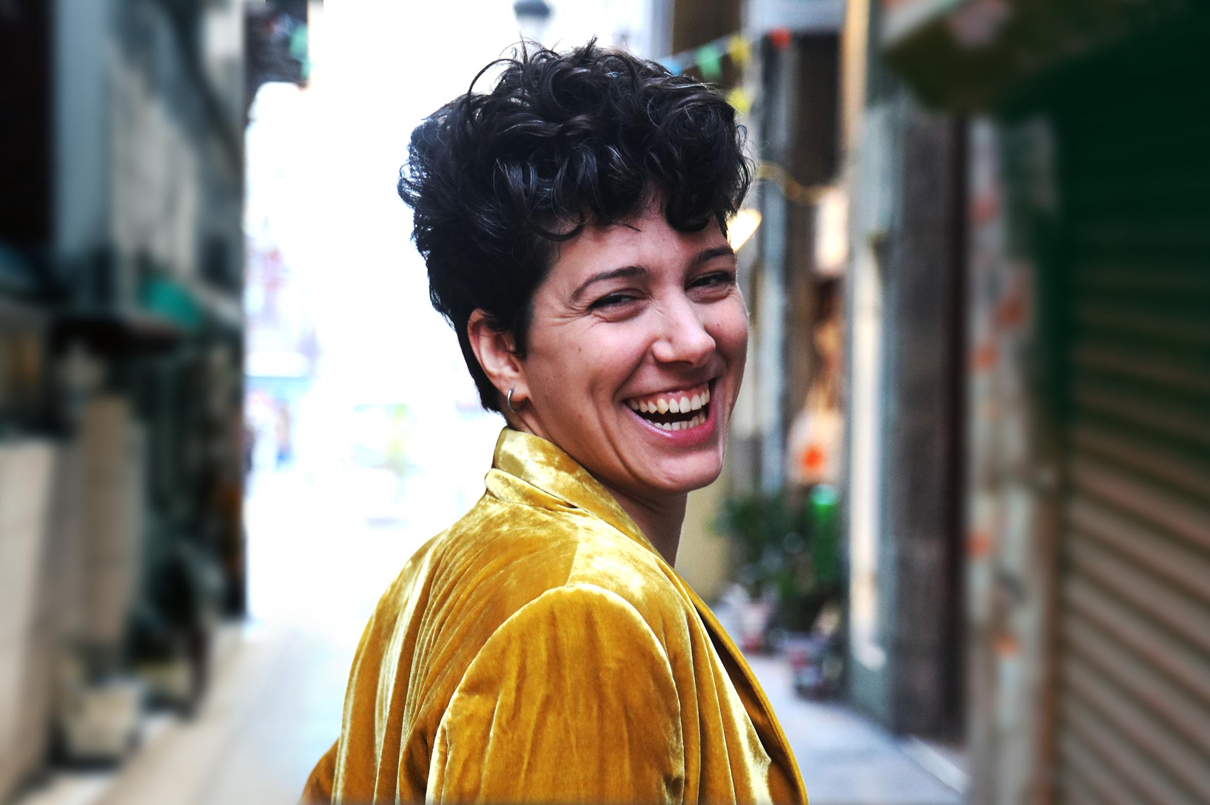 Entrevista a Joana Alfonso